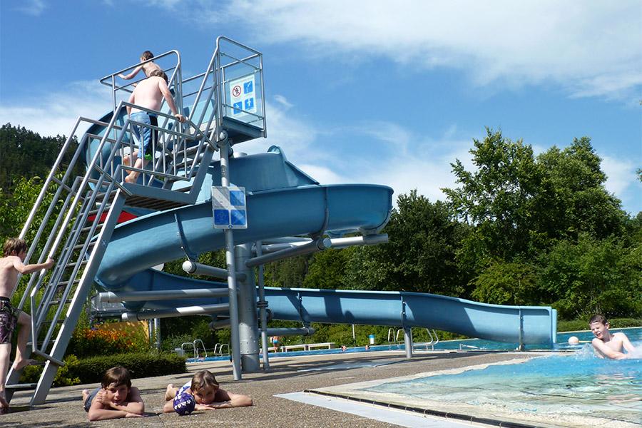 Wasserspaß Simonshof Ferienbauernhof In Schiltach Schwarzwald